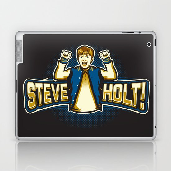 Steve Holt! Laptop & iPad Skin