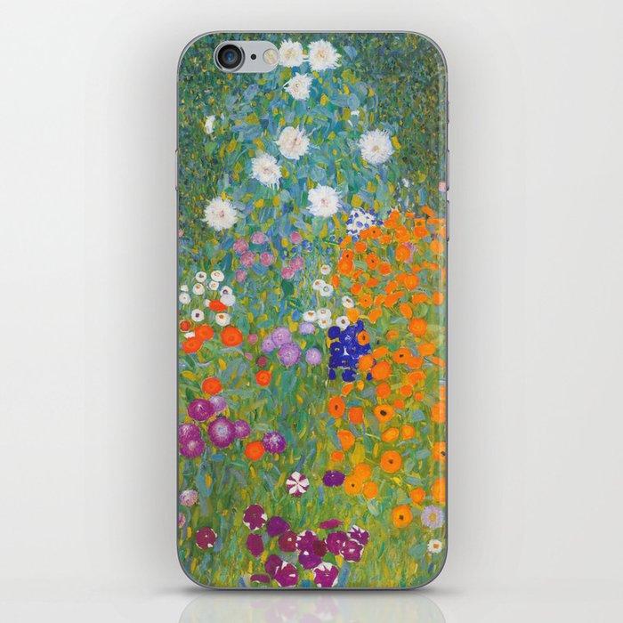 Flower Garden iPhone Skin