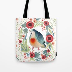 Fruit Dove I Tote Bag