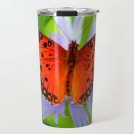 Passion Butterfly Travel Mug