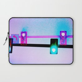 Mixed Signals Laptop Sleeve
