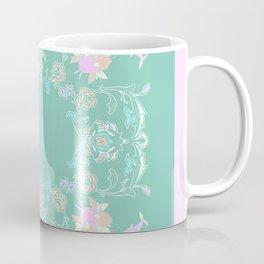 pink and pastel medalion Coffee Mug