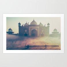 Incredible India Art Print