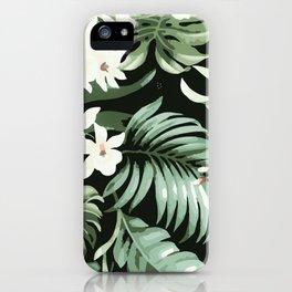 Jungle blush iPhone Case