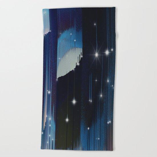 Nightfall Beach Towel