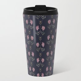 Henrietta Pattern Travel Mug