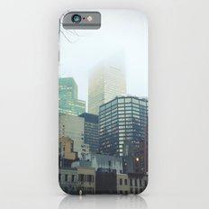 Gorilas en la niebla iPhone 6s Slim Case