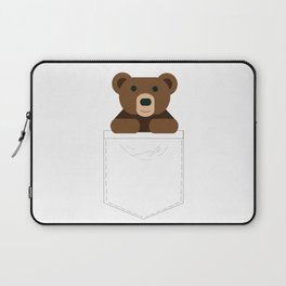 Pocket Bear Partner Laptop Sleeve