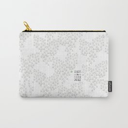 Always Be Colourful Carry-All Pouch