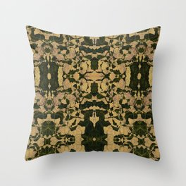 Burgeon, II Throw Pillow