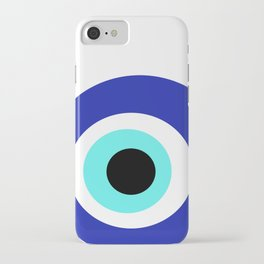 Blue Eye iPhone Case