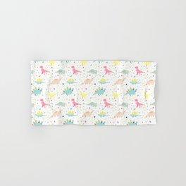 Dinosaur Pattern Hand & Bath Towel