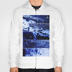 Blue Magnification (Five Panels Series) Hoody
