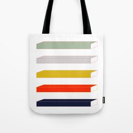 Rec Stripes Tote Bag