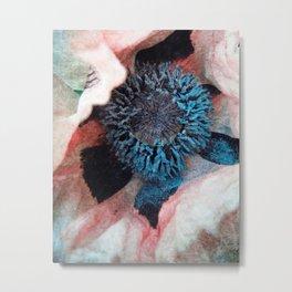 Opium Metal Print