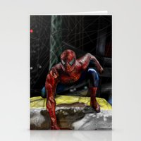 comic book Stationery Cards featuring comic by Fila Venom Art