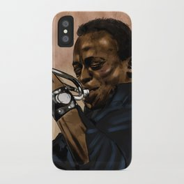 Miles, jazz will never be the same iPhone Case