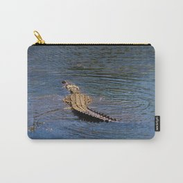 See Ya Later Alligator Carry-All Pouch