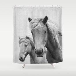 Equestrian Shower Curtains