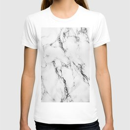Marble #texture T-shirt