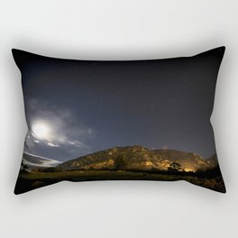 Cheyenne Mountain Rectangular Pillow