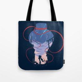 Unmei no akai ito Tote Bag