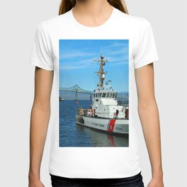 US Coast Guard On Columbia River T-shirt