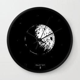 OBERON Wall Clock