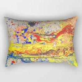 NYC Background 5 Rectangular Pillow