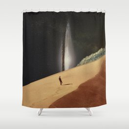Lost In Your Memories Shower Curtain