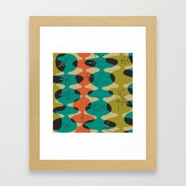 Monto Framed Art Print