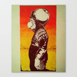 Ursus of the Apes Canvas Print