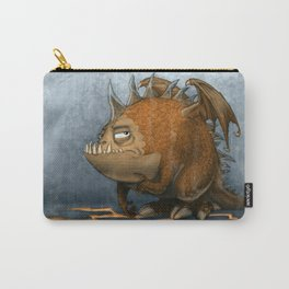 Marshmellow the Dragon Carry-All Pouch