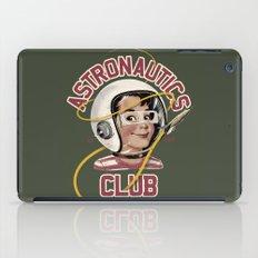 Astro Club (green) iPad Case