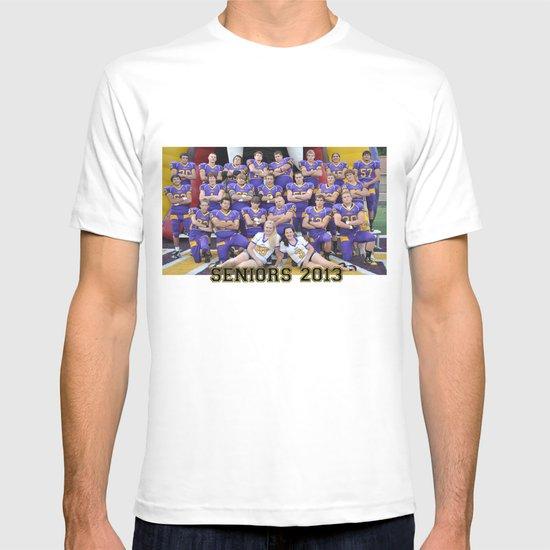 seniors 2013 T-shirt