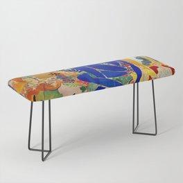 Matisse el Henri Bench
