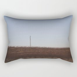 There and back XV Rectangular Pillow