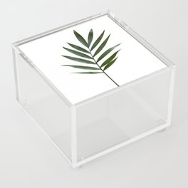 Plant Leaves Acrylic Box