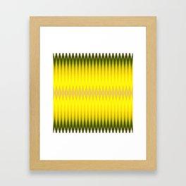 Bamboo Framed Art Print