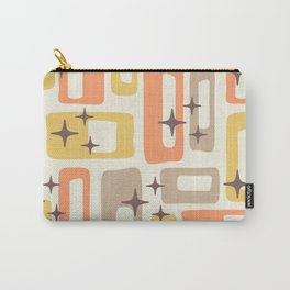 Mid Century Modern Geometric Abstract 133 Carry-All Pouch