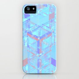 H E X A iPhone Case