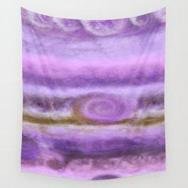 Purple Jupiter Wall Tapestry