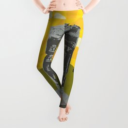 PARTY, BUT DON'T PARTY TOO HARD Leggings