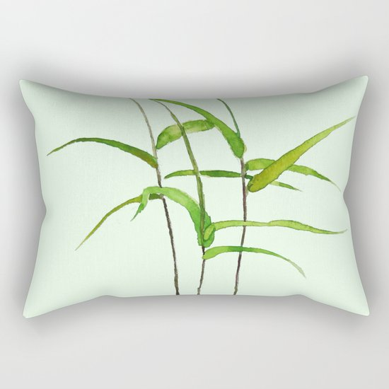 bamboo Rectangular Pillow