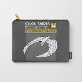 Cylon Raider Service and Repair Manual Carry-All Pouch