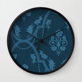 Rocko Azur Wall Clock