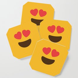 Love Face Coaster