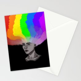 Colorful Mind Stationery Cards