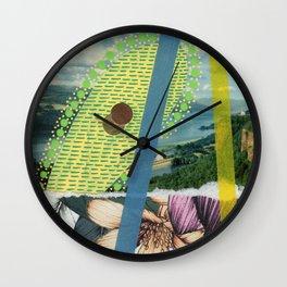 Saluti Dal Futuro 029 Wall Clock