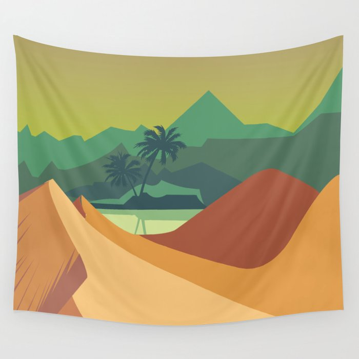 My Nature Collection No. 20 Wall Tapestry